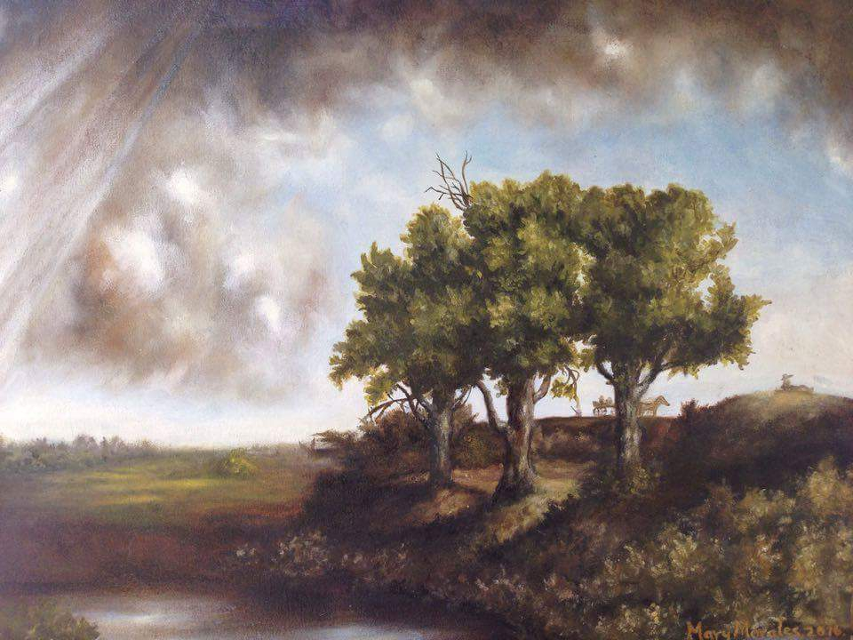 Los sueños de los tres árboles